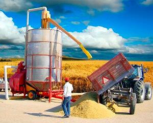 купить сушилку для зерна в украине