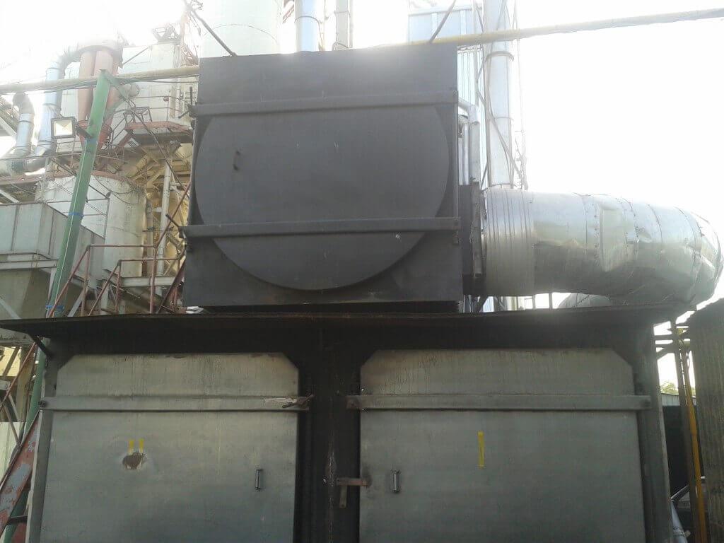 Теплогенератор для зерна в Харькове фото
