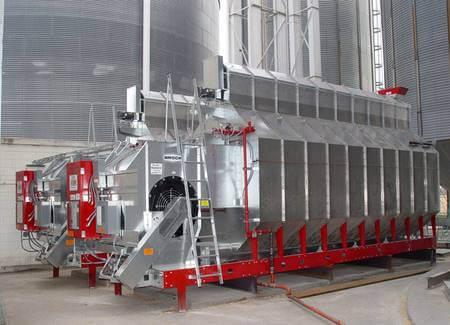 Производство зерносушилок в Днепре