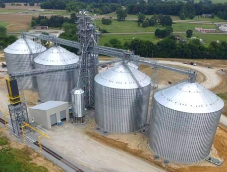 Производство зерносушилок в Херсоне