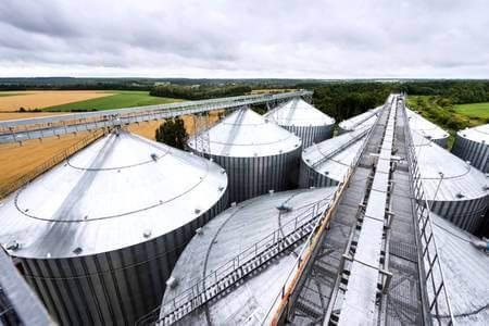 Производство зерносушилок в Кривом Рогу
