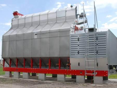 Производство зерносушилок в Одессе