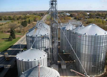 Производство зерносушилок в Полтаве