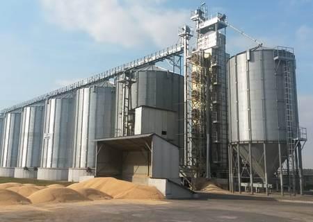 Производство зерносушилок в Виннице