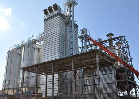 Производство зерносушилок в Запорожье